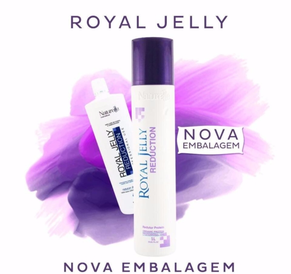 lissage royal jelly