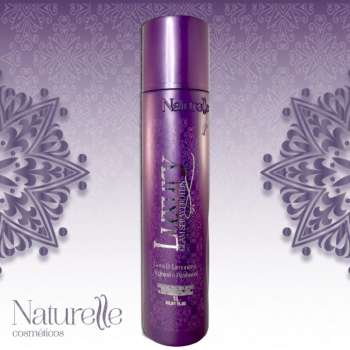 Spray Luxury Glam Protein By Naturelle Cosmeticos
